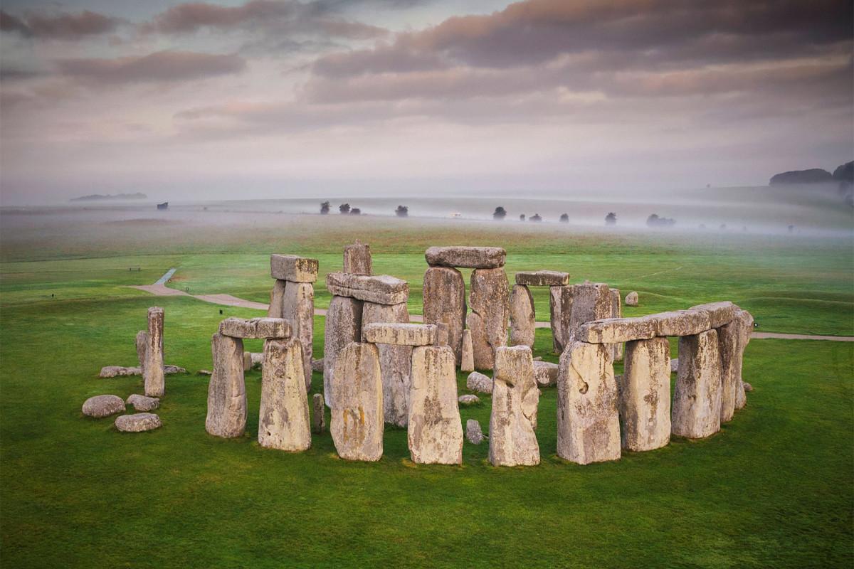 Wissenschaftler lösen den mysteriösen Ursprung von Stonehenge-Megalithen