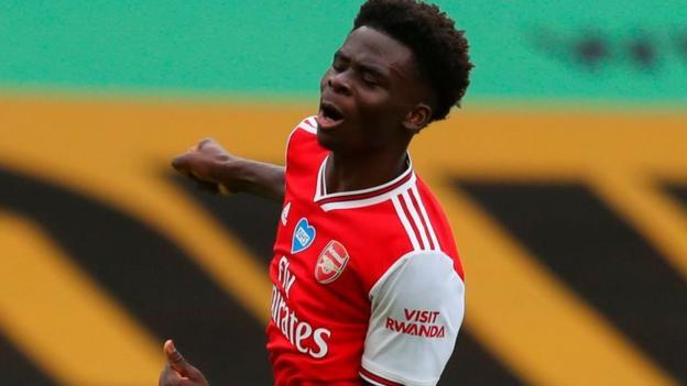Wölfe 0-2 Arsenal: Kanoniere halten Druck auf die Gastgeber