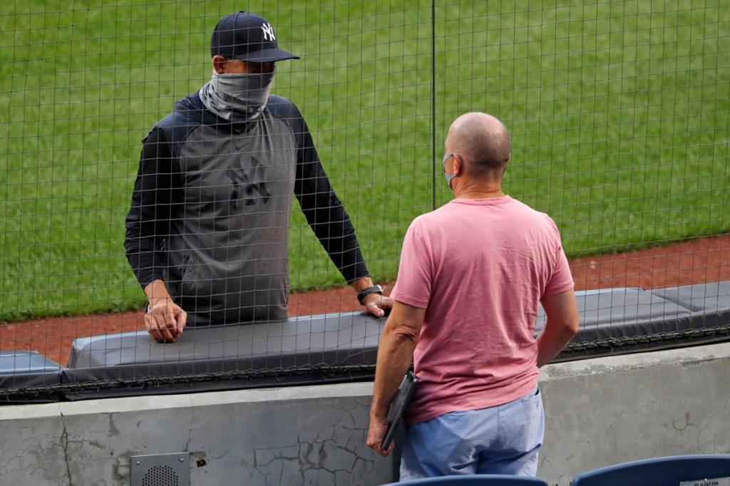 Yankees, Aaron Judge haben die Freiheit, eine mächtige Stimme für soziale Gerechtigkeit zu sein