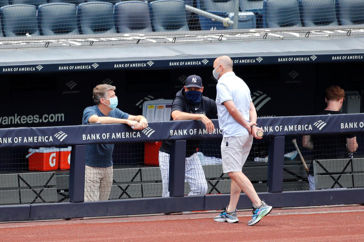 Yankees Hürden werden Brian Cashmans Geduld auf die Probe stellen wie nie zuvor