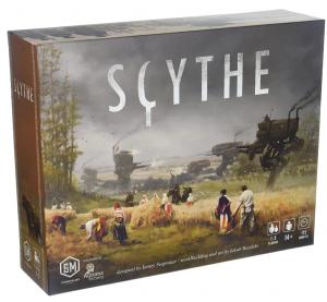 """stonemaier Spiele STM600 """"Scythe"""" Spiel - englisch"""