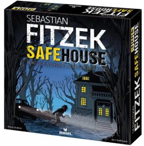 moses. Sebastian Fitzek SafeHouse - Das Spiel   Safe House Gesellschaftsspiel von Marco Teubner