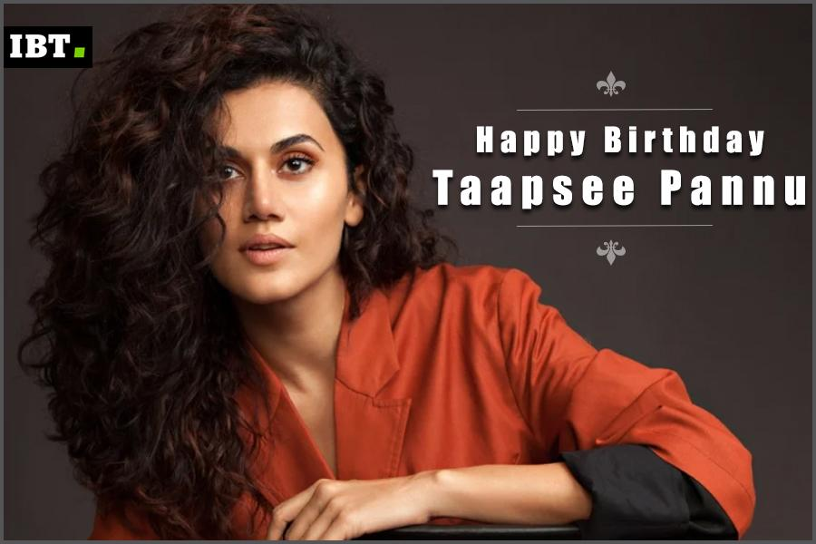 Happy Birthday Taapsee Pannu: Lesser Known facts about
