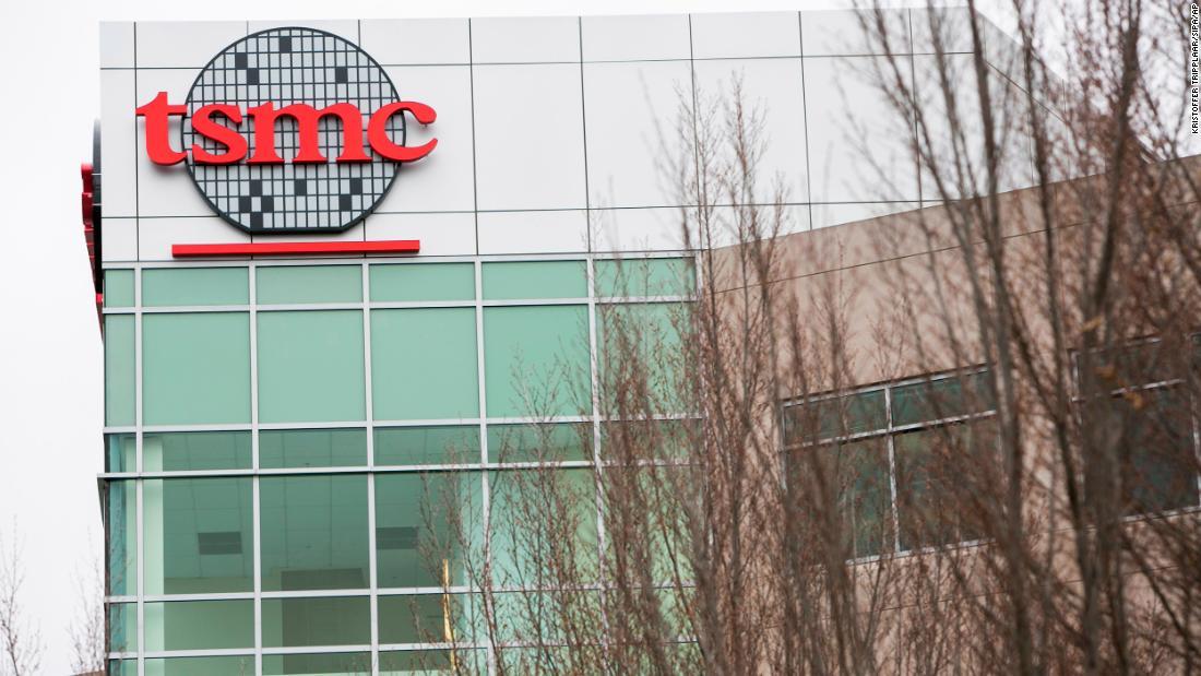 TSMC ist eine Gratwanderung zwischen den USA und China, als Intel zurückfällt
