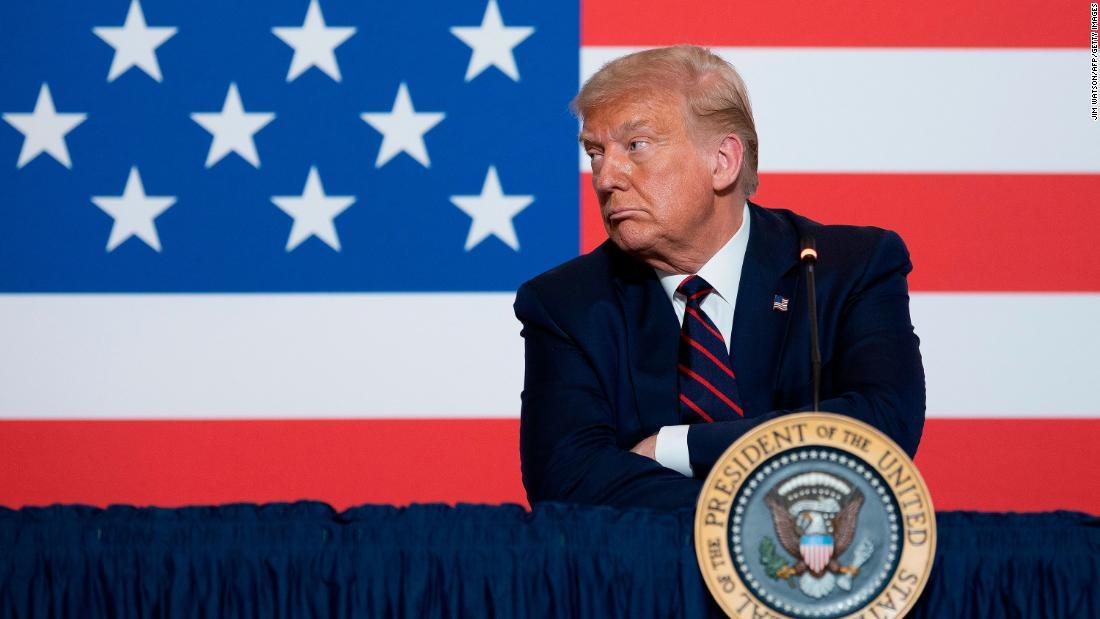 """""""Niemand mag mich"""", beschwert sich Trump, als sogar seine Verbündeten verblassen"""