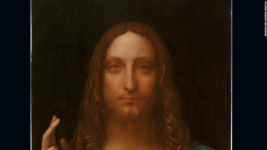 Leonardo da Vincis wiederentdecktes Gemälde 'Salvator Mundi' wird am Broadway behandelt