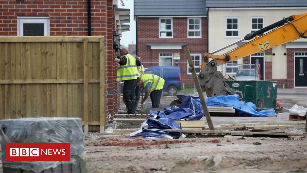 """Neue Häuser, um in England die """"automatische"""" Erlaubnis zu erhalten, planen eine Umstrukturierung"""