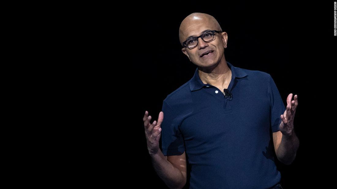 Microsoft sagt, es wird immer noch mit Trump über den Kauf von TikTok von seinem chinesischen Besitzer gesprochen
