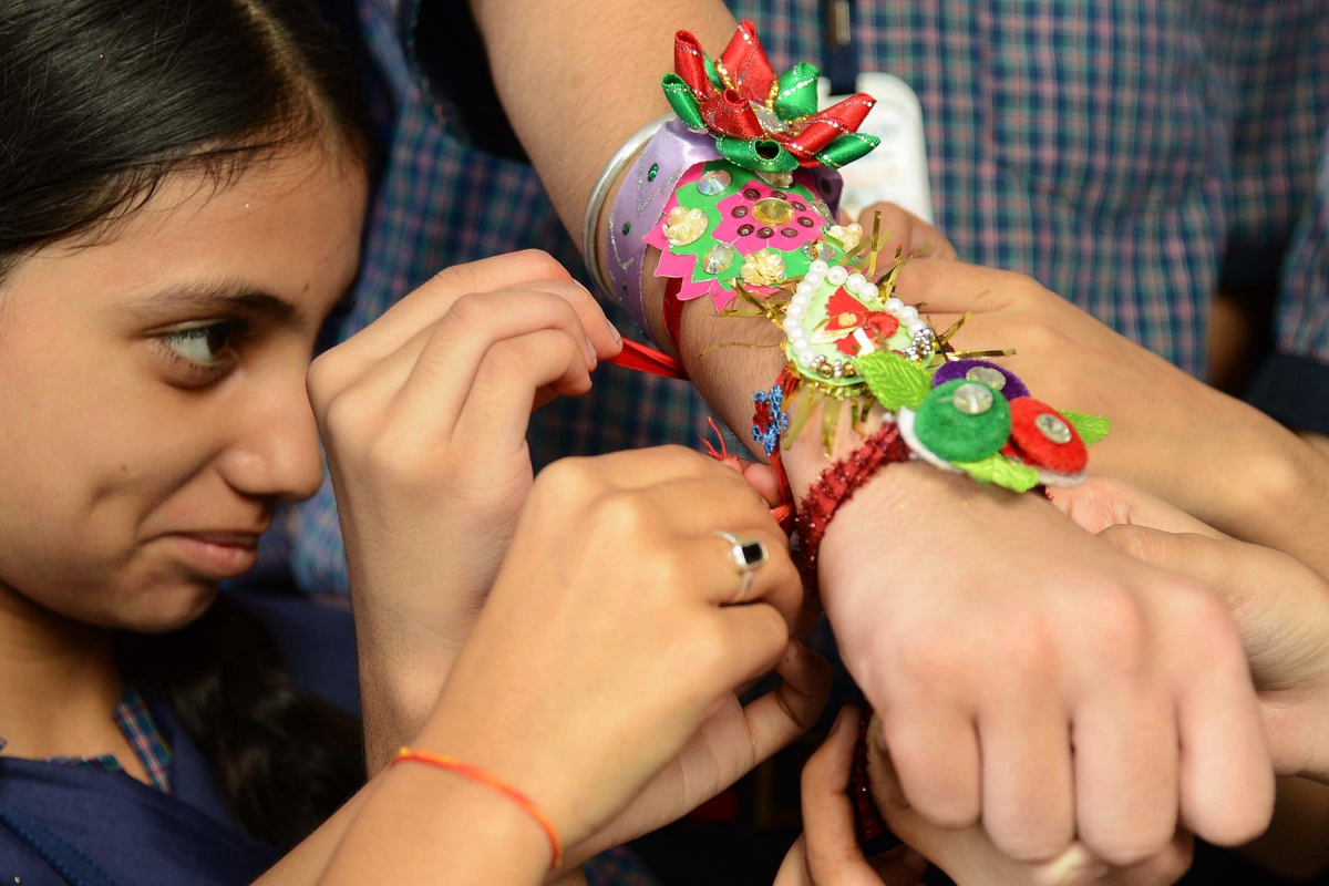 Raksha Bandhan: Top wishes, messages, quotes to share with brothers and sisters