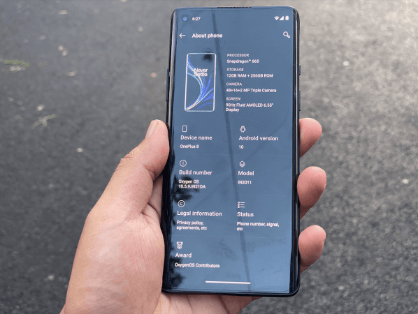 OnePlus 8 Review