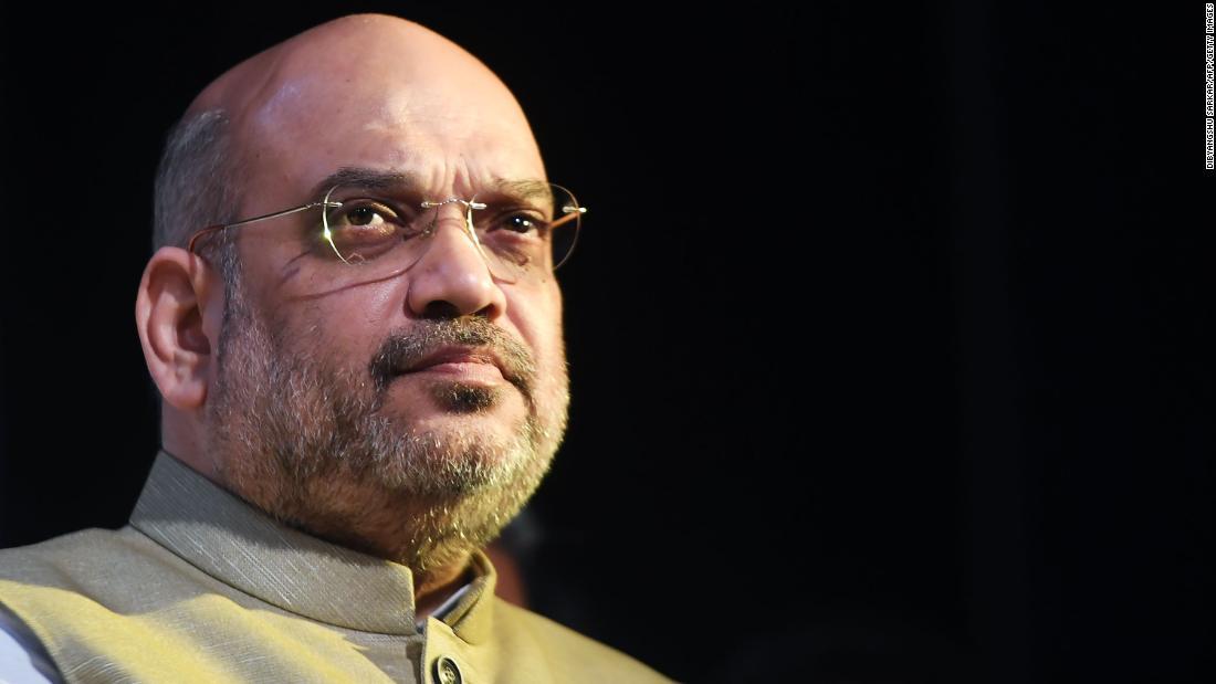 Amit Shah, Indiens Innenminister, testet positiv auf Coronavirus