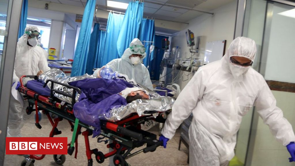 Coronavirus: Vertuschung von Todesfällen durch Datenleck im Iran