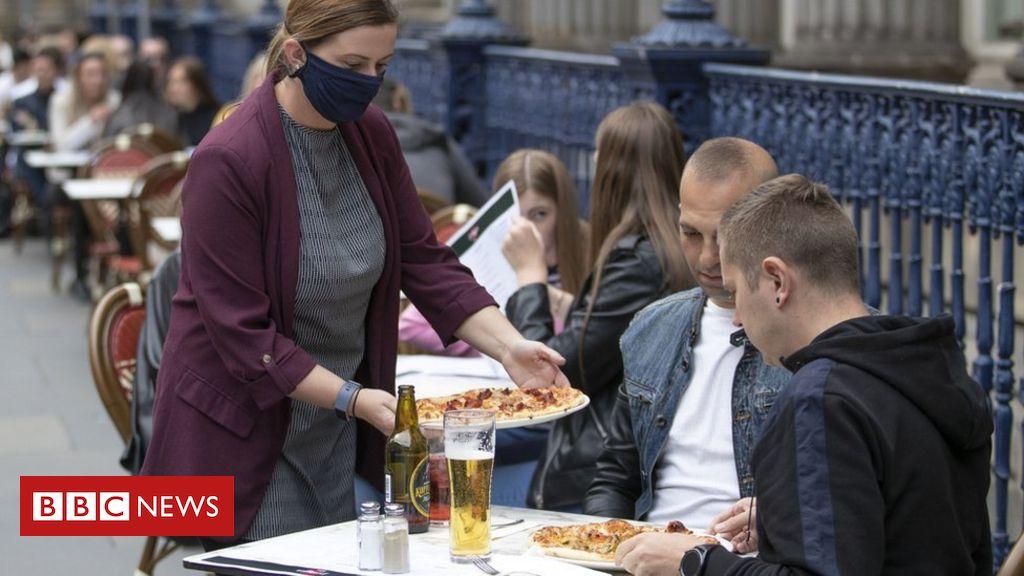 Essen Sie aus, um zu helfen: Das Coronavirus-Programm, das britischen Gästen 50% Rabatt bietet, beginnt