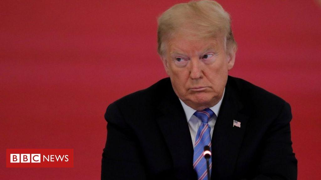 """Der Anwalt in New York erweitert die Untersuchung zu Trumps """"kriminellem Verhalten"""""""