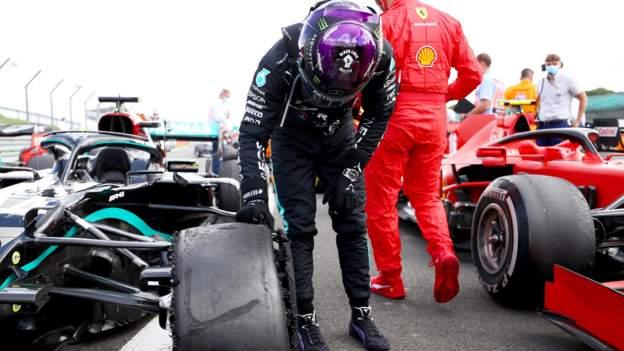 """Formel 1: Pirelli sagt, dass Reifenausfälle durch """"extrem langen Einsatz"""" auf anspruchsvollen Strecken verursacht wurden"""