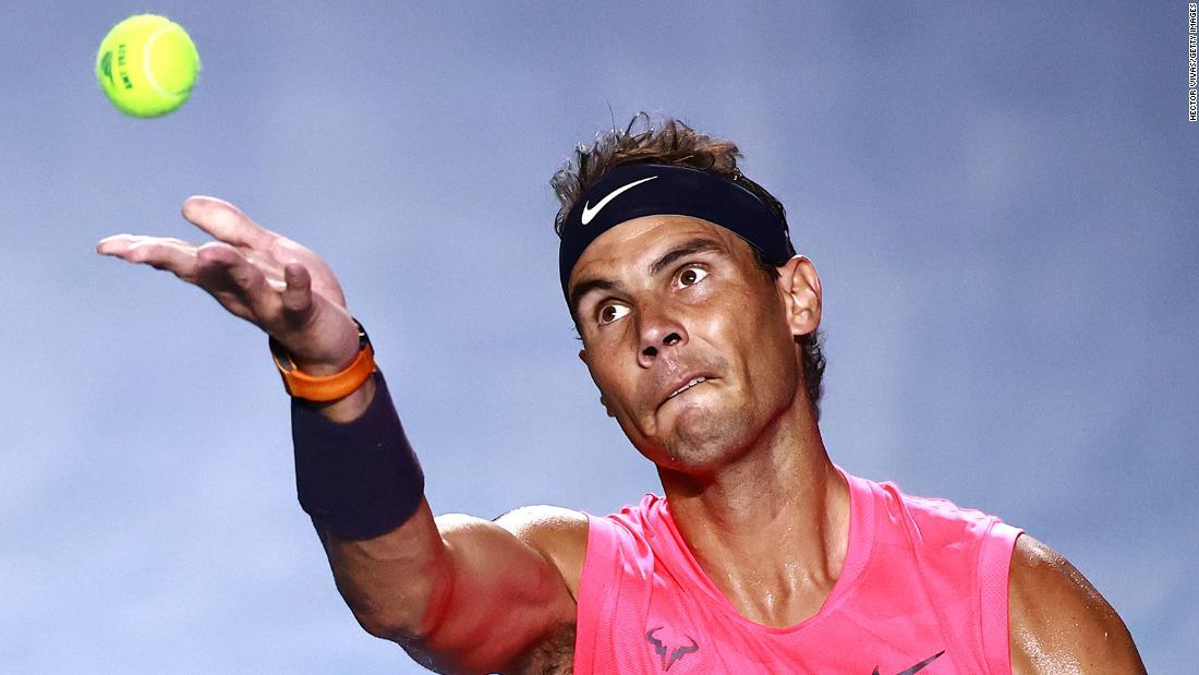 Rafa Nadal wird den US Open-Titel in New York nicht verteidigen