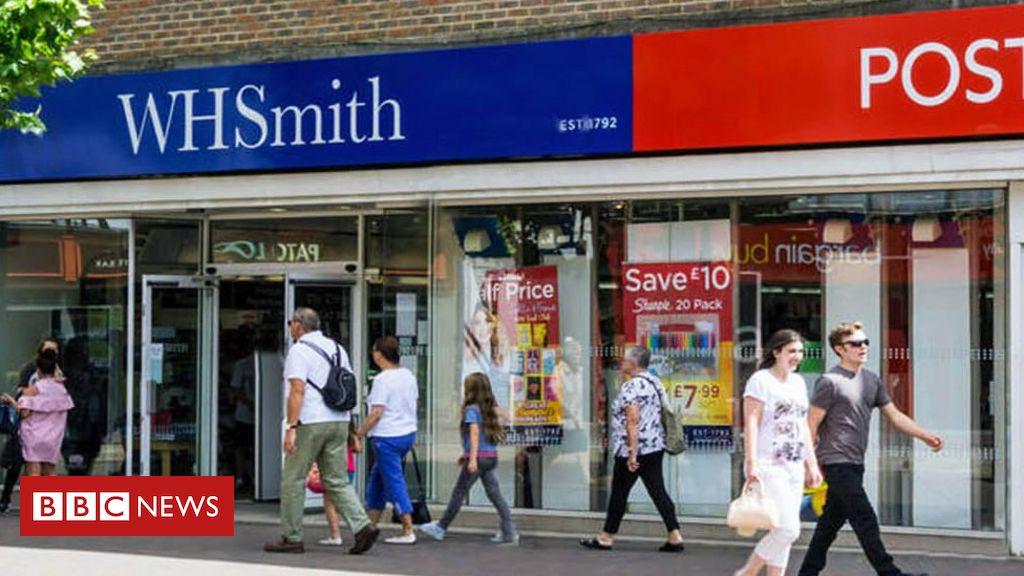 WH Smith könnte nach dem Umsatzrückgang 1.500 Stellen streichen