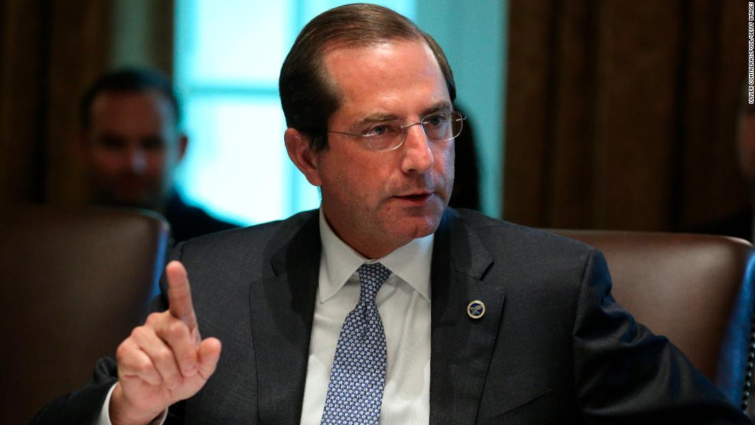 US-Gesundheitschef wird den ältesten Besuch in Taiwan seit Jahrzehnten machen