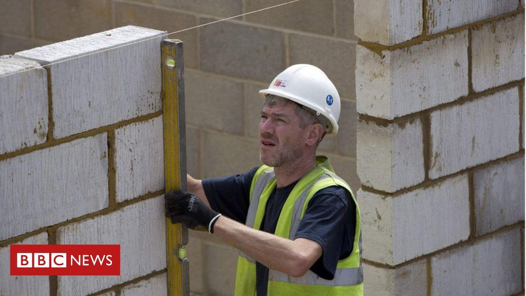 """Robert Jenrick verteidigt die Überarbeitung des """"veralteten"""" Planungssystems in England"""