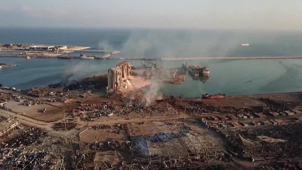 Live-Updates: Beiruter Explosion