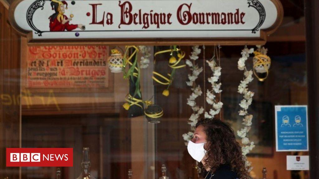 Coronavirus: Reisende aus Belgien, Andorra und den Bahamas müssen in Großbritannien unter Quarantäne gestellt werden
