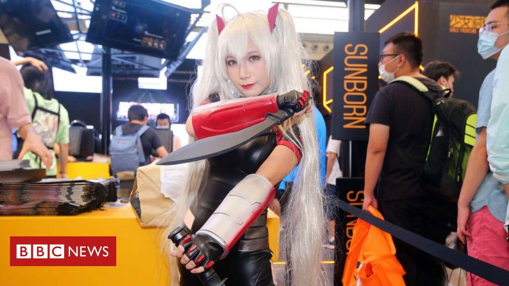 Cosplay und Covid: Videospieler trotzen dem Virus