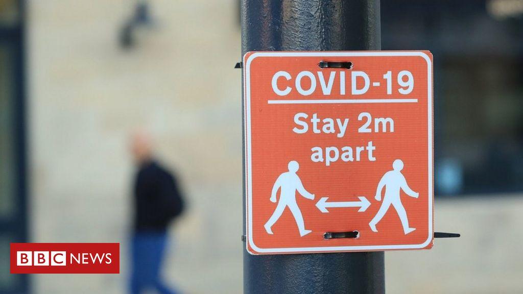 Coronavirus: In Preston wurden die Sperrmaßnahmen wieder eingeführt