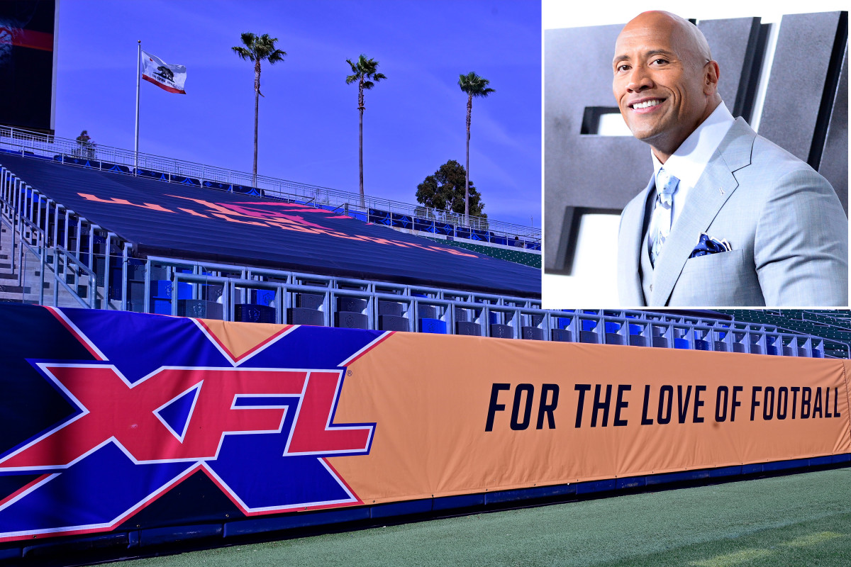 Dwayne 'The Rock' Johnson will das Reality-TV-Potenzial der XFL nutzen