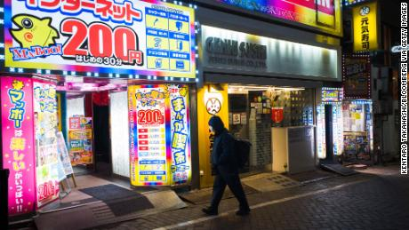 Wenn Ihr Zuhause ein japanisches Internetcafé ist, aber die Coronavirus-Pandemie Sie verdrängt