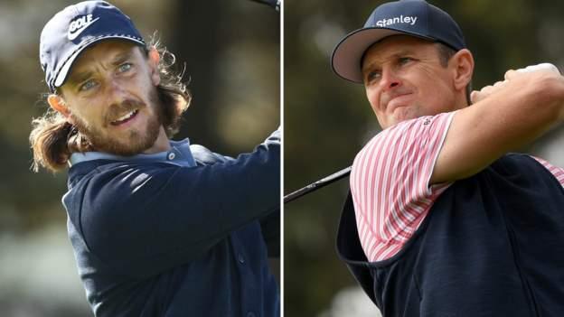 US PGA Championship: Li Haotong übernimmt die Führung mit Tommy Fleetwood und Justin Rose im Wettbewerb