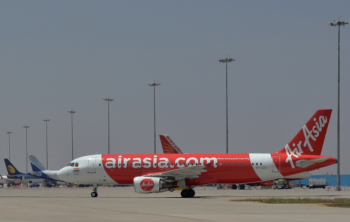 Mumbai-bound Air Asia flight grounded in Ranchi due to bird-hit, passengers safe