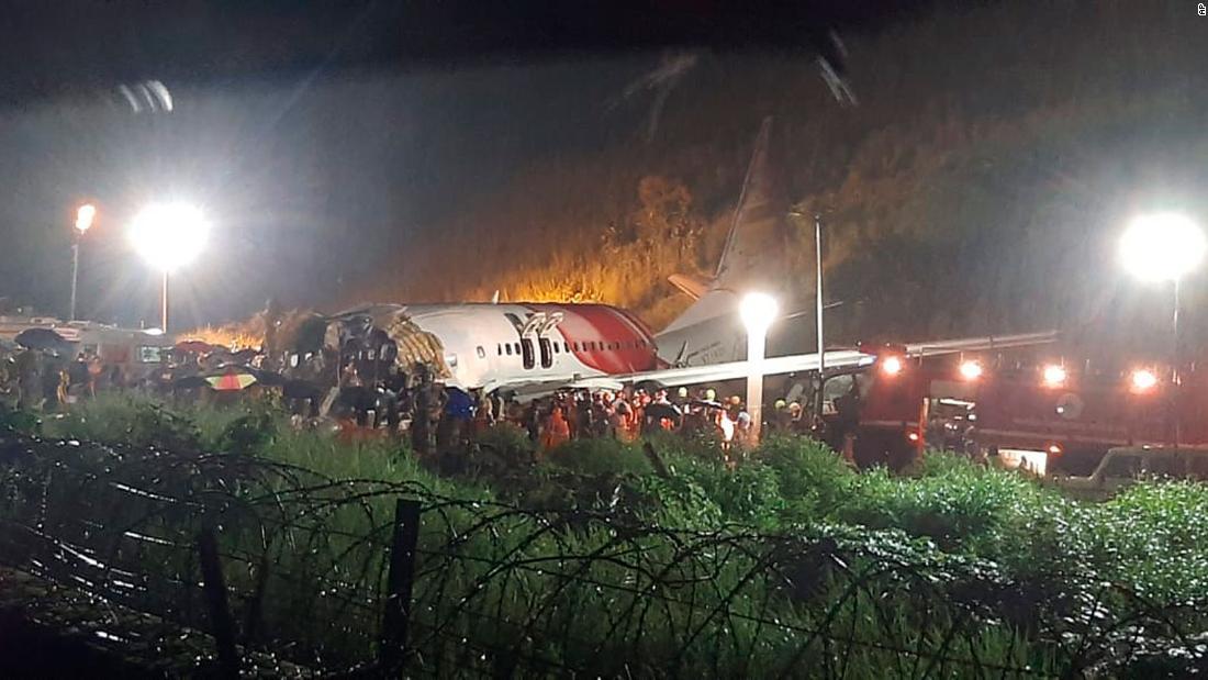 4 Kinder wurden unter den Flugzeugabsturzopfern von Air India Express identifiziert