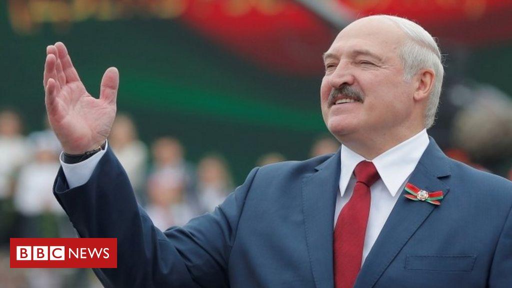 Belarus-Wahl: Präsident Lukaschenko steht vor dem härtesten Test seit Jahren