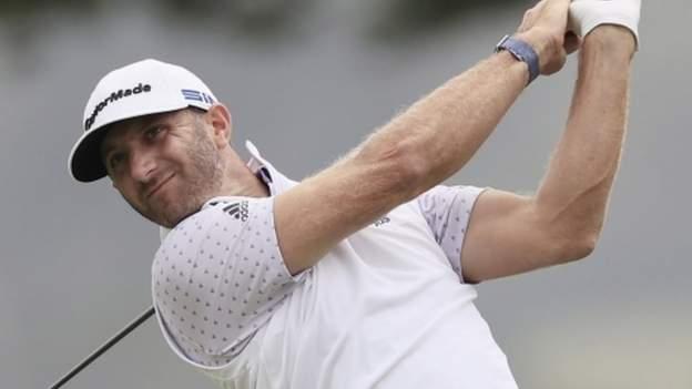US PGA Championship: Dustin Johnson übernimmt die Führung mit dem Engländer Paul Casey zwei Schüsse dahinter