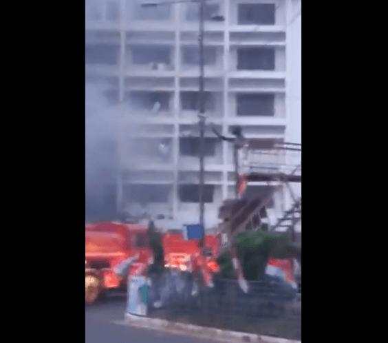 Andhra Pradesh hotel fire