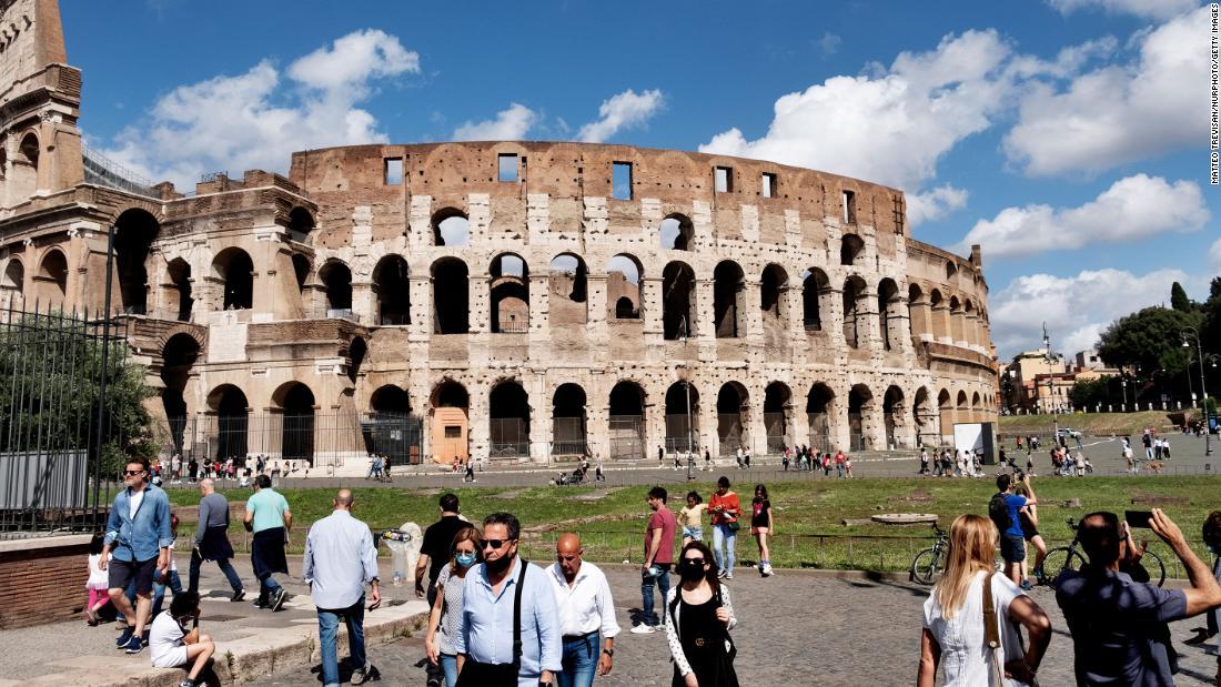Wie Italien die Covid-19-Katastrophe umdrehte