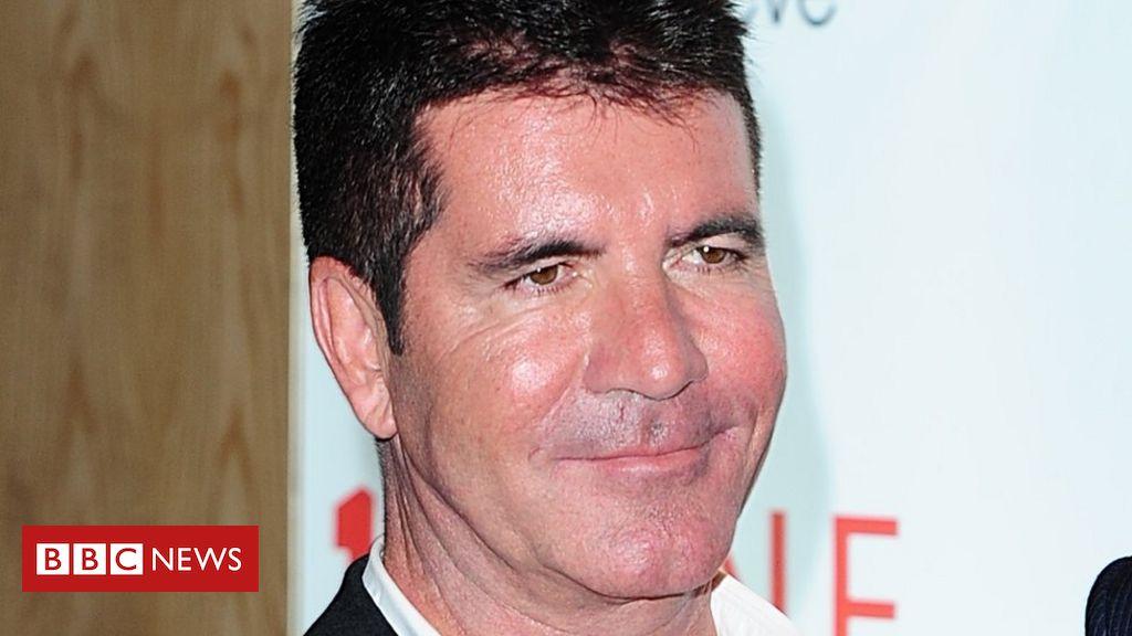 Simon Cowell bricht zurück und fällt vom Elektrofahrrad