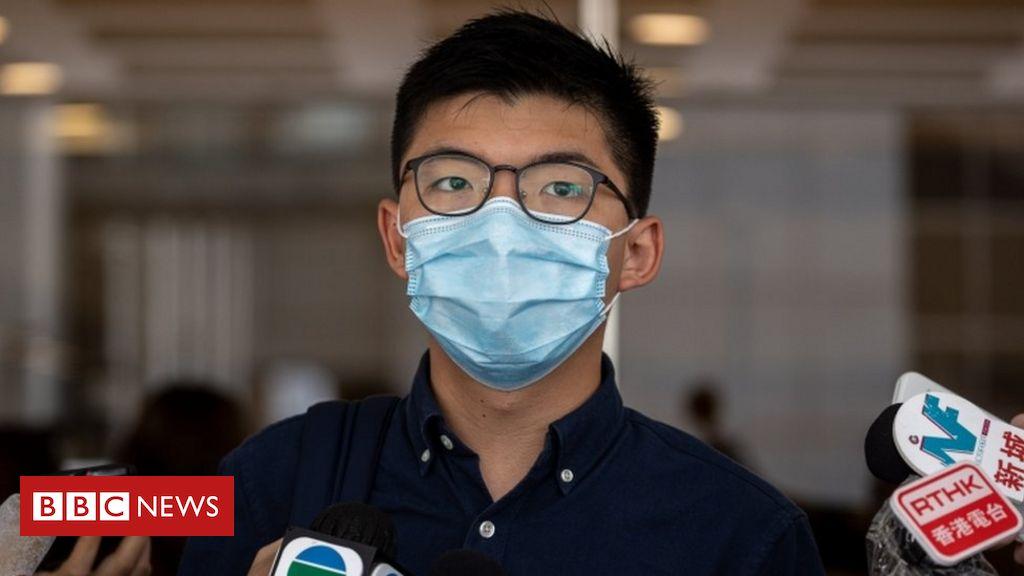 """Wahlen in Hongkong: Großbritannien und Verbündete verurteilen Maßnahmen zur """"Untergrabung der Demokratie"""""""
