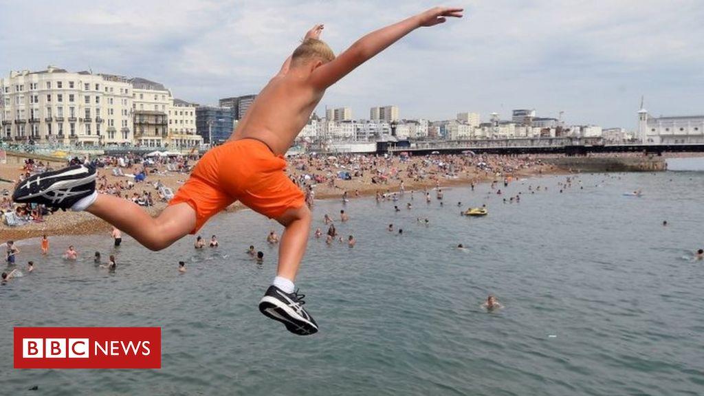 Wetter in Großbritannien: Die Küstenwache gibt nach dem geschäftigsten Tag seit vier Jahren eine neue Warnung heraus