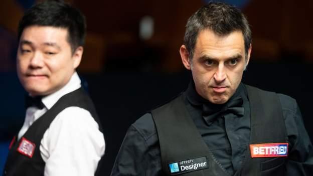 """Snooker-Weltmeisterschaft 2020: Ronnie O'Sullivan sagt, dass neue Spieler nach dem Erreichen des Viertelfinals """"arm"""" sind"""