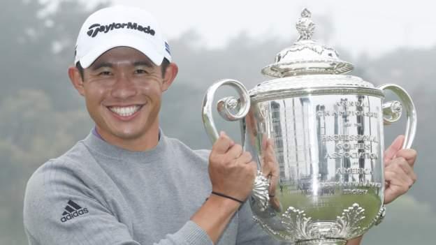 US PGA Championship: Collin Morikawa gewinnt, um Paul Casey den ersten Major zu verweigern