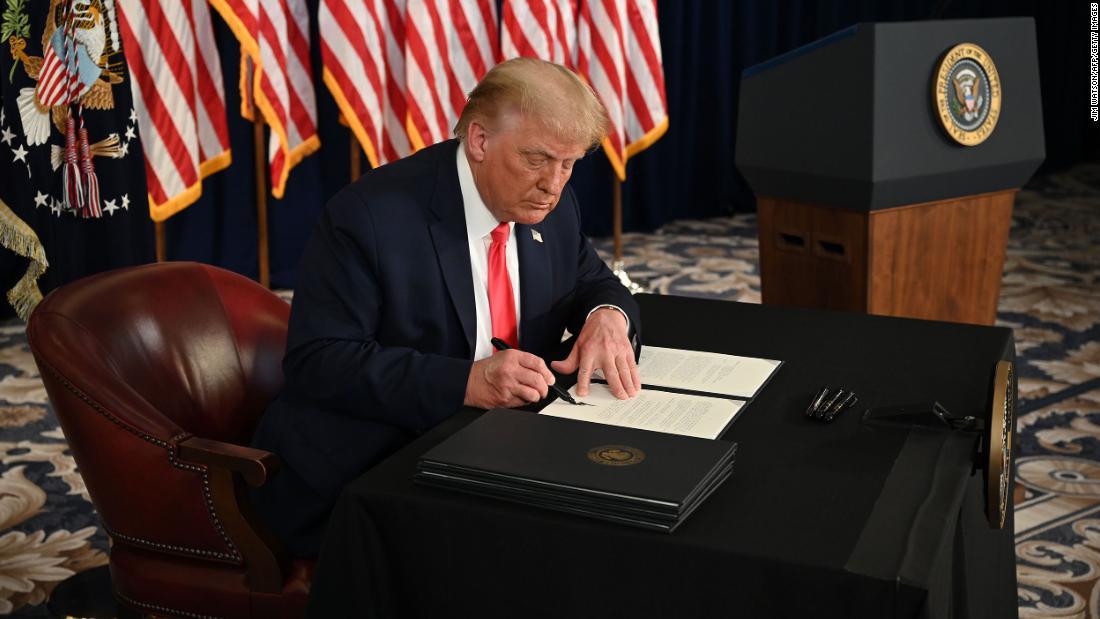 Trumps große Machtbewegung lässt die Arbeiter in der Schwebe