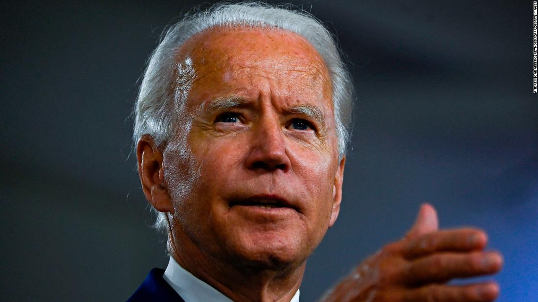 Biden wählt VP für die Wahl 2020