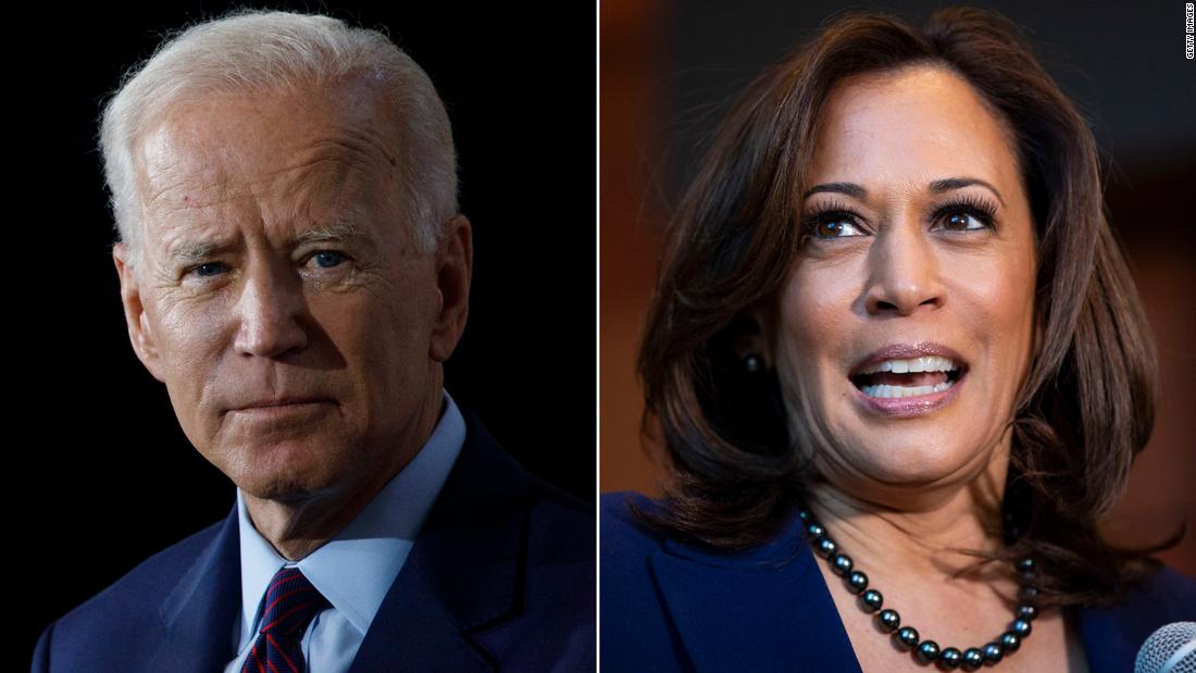 Reden von Joe Biden und Kamala Harris: Live-Updates zur Wahl 2020