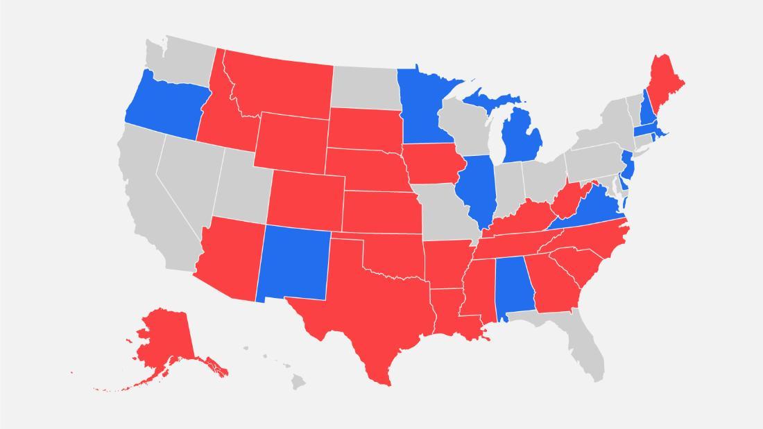 Der Albtraum des republikanischen Senats wird wahr
