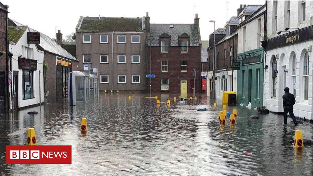 Hitzewelle in Großbritannien: Gewitter nach sengenden Temperaturen prognostiziert