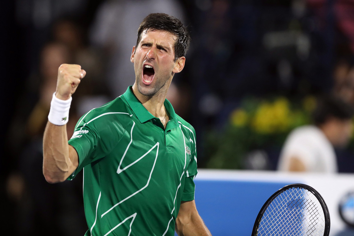 Novak Djokovic bestätigt, dass er 2020 bei den US Open spielen wird