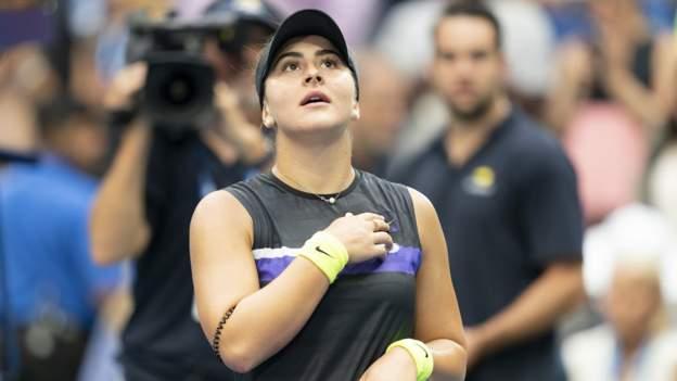 US Open 2020: Bianca Andreescu wird den Titel nach dem Rückzug nicht verteidigen