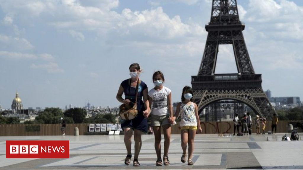 Frankreich soll zu den britischen Quarantäneländern hinzugefügt werden
