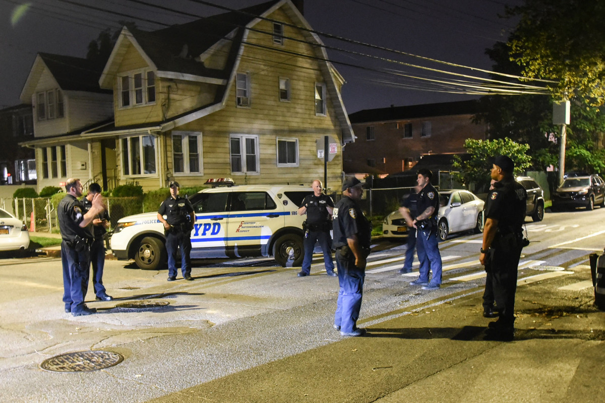 Fünf Verwundete, darunter zwei Teenager bei Schießereien in NYC am frühen Freitag
